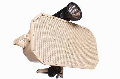 Picture of an LRAD 450XL