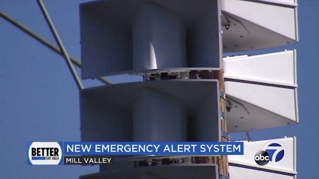 Featured image for Mill Valley installs LRAD