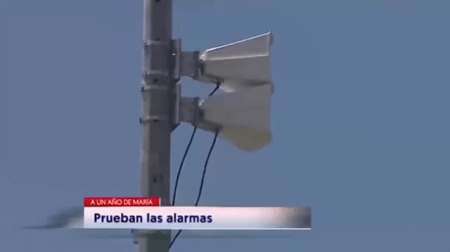 Featured image for LRAD IPAWS-Compatible Emergency Warning Systems Being Installed in Puerto Rico